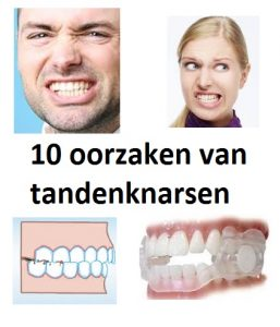 tandenknarsen-oorzaak