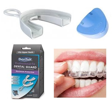 bitje tegen tandenknarsen